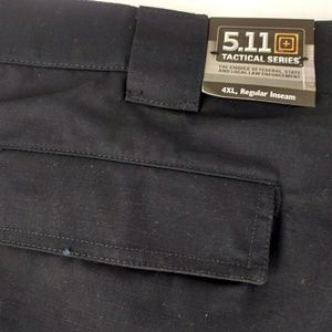 5.11 Tactical Series Mens 4XL Cargo Pants 52-15